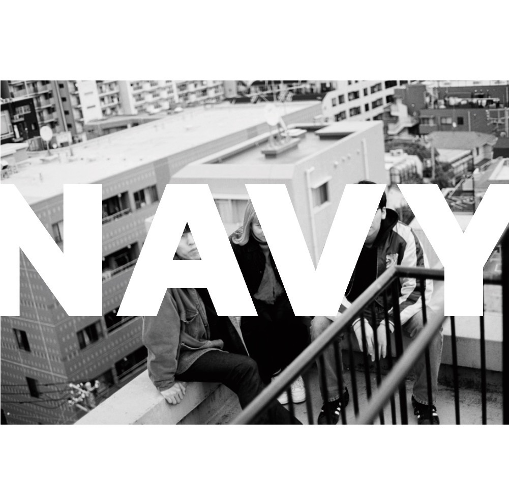 34 mini album『NAVY』