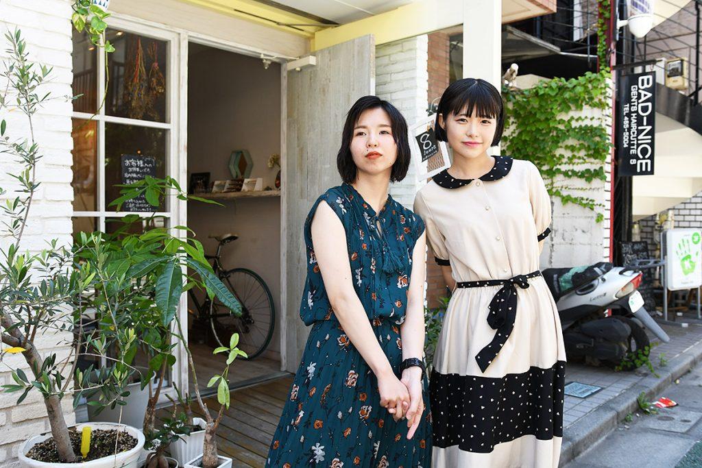 室井ゆう(エレクトリックリボン)×あっけ(カトキット)