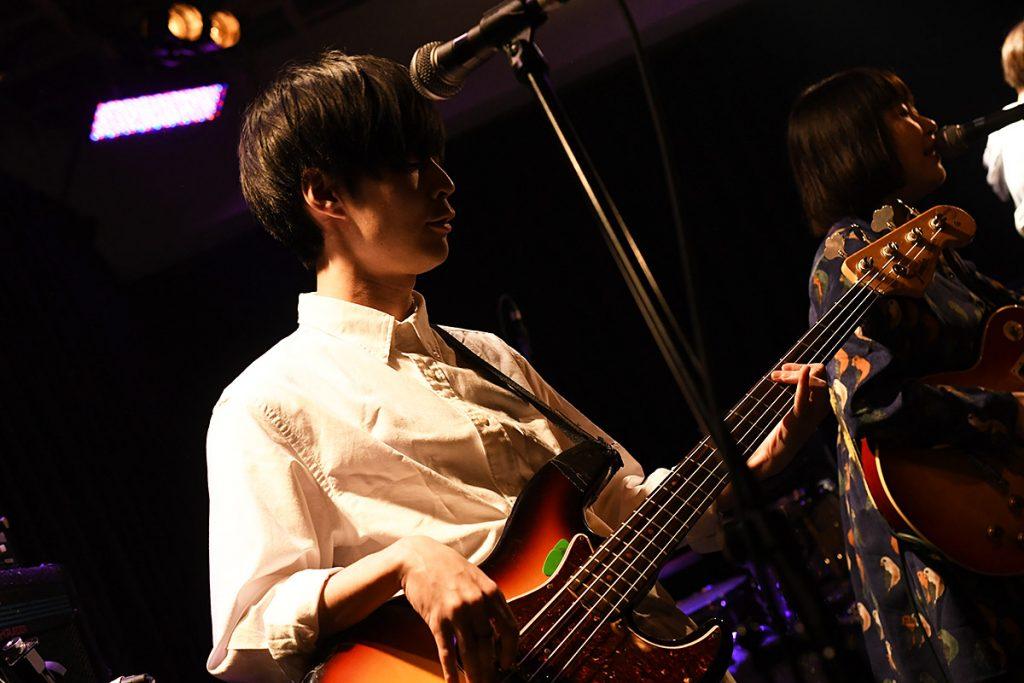 Ba.西田悠馬 - 2019.3.16 THREE